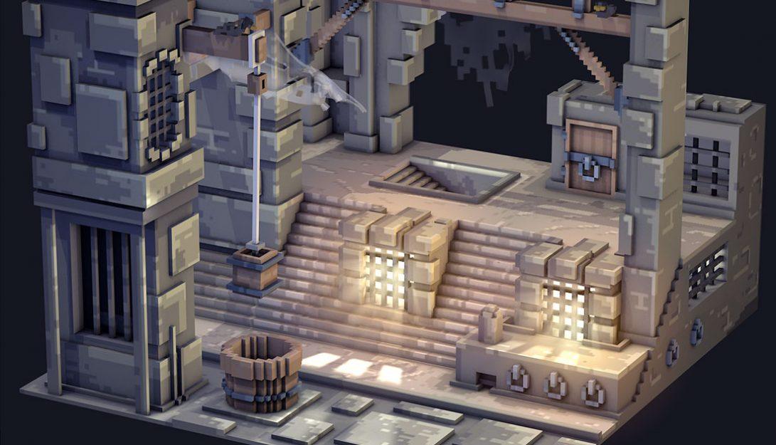 piranesi prison