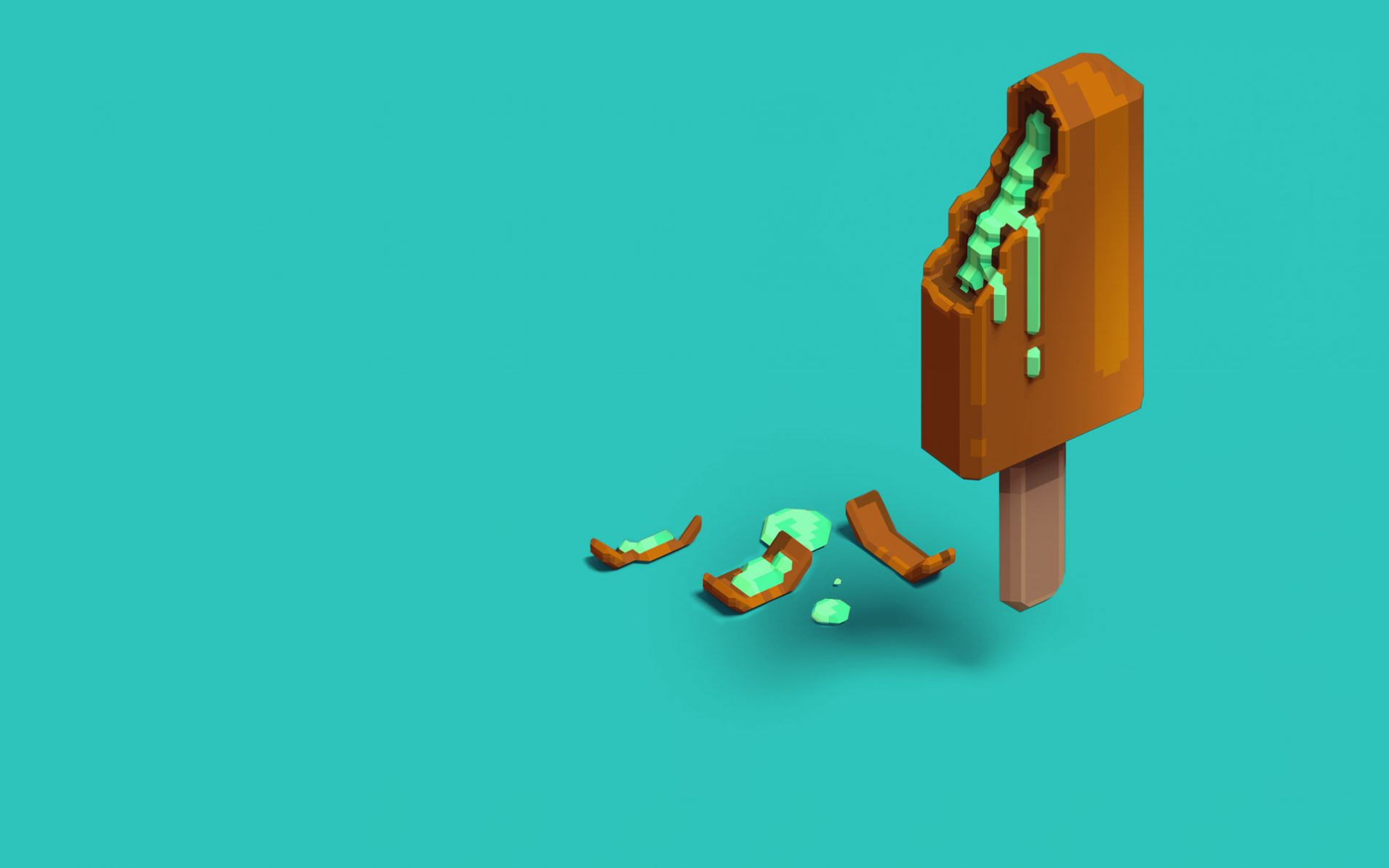 Home voxel slide