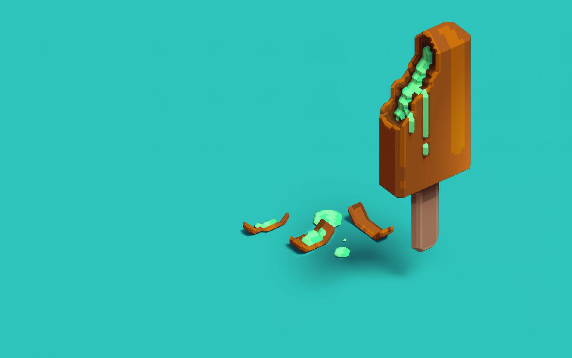 Home voxel slide