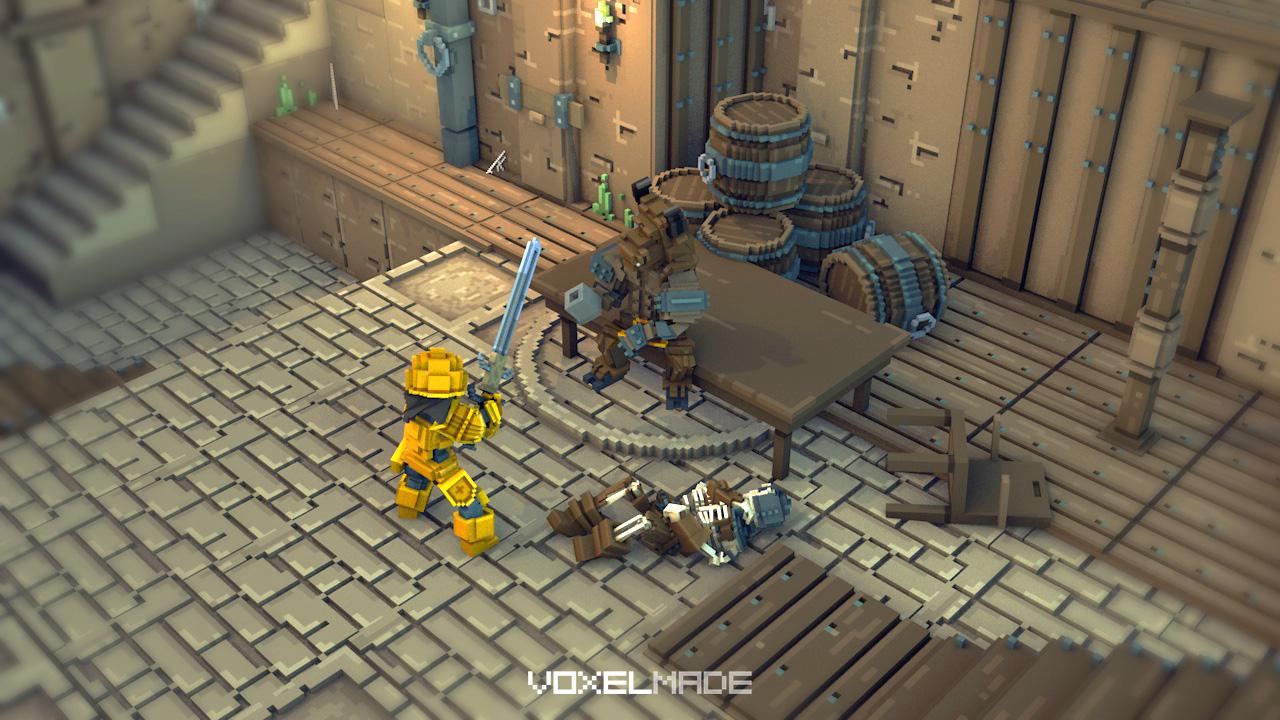 voxel gamedev