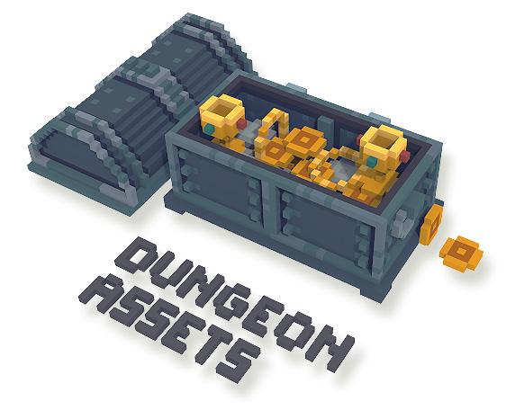 Dungeon asset